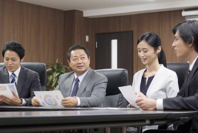 女性が社外取締役として経営に関与するケースが増えつつある(写真はイメージ) =PIXTA