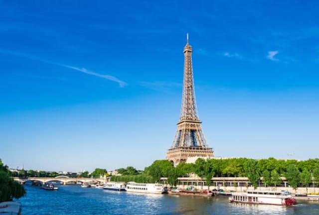 かつてはフランス旅行が優勝賞品だった(写真はイメージ) =PIXTA