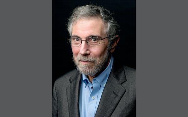 ニューヨーク市立大学大学院センター教授 ポール・クルーグマン氏 (c) Fred R. Conrad/The New York Times