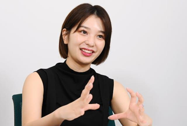 人気アイドルグループ「ラストアイドル」の中核メンバーである長月翠さん。7月末に卒業する。
