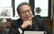 世耕弘成・参院自民党幹事長 パワーをくれるあの小説