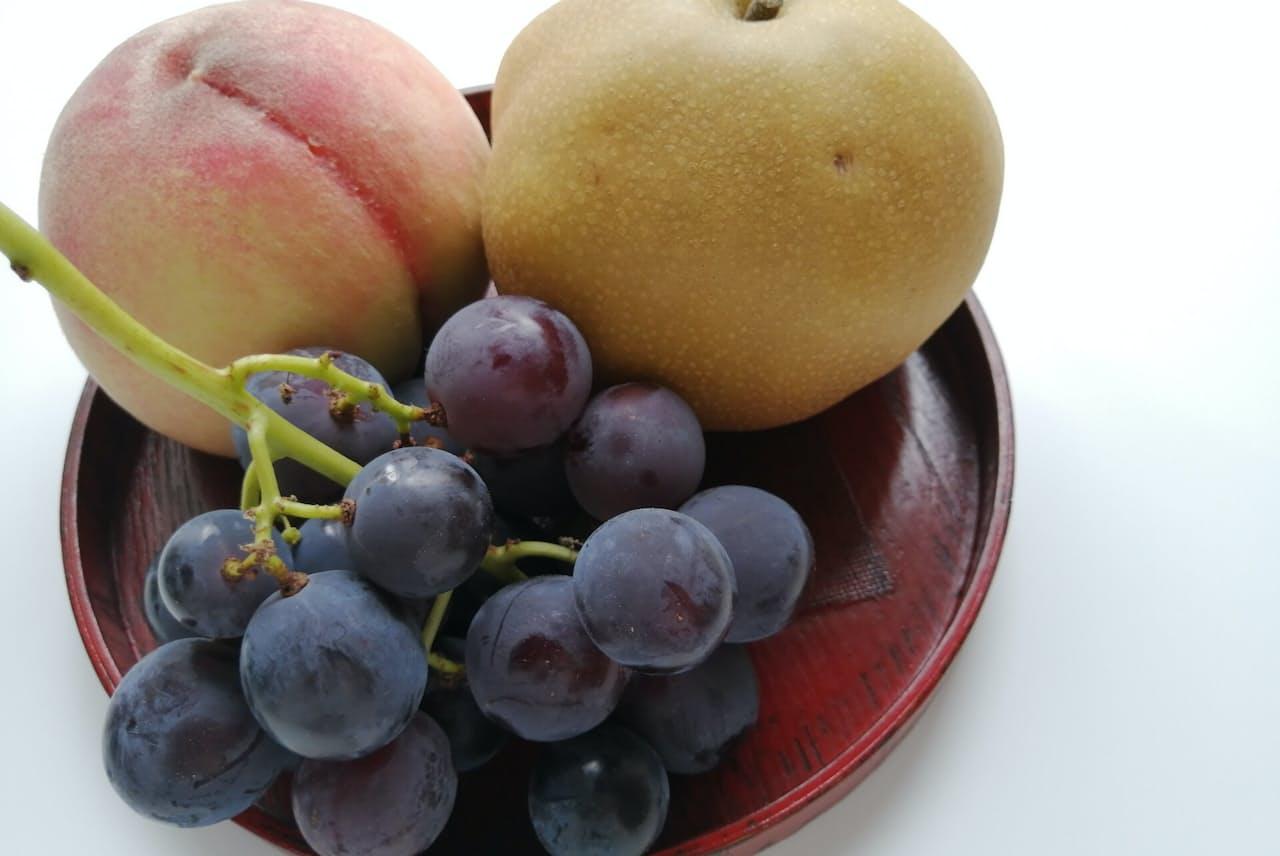 塩を使えばフルーツがさらにおいしく楽しめる