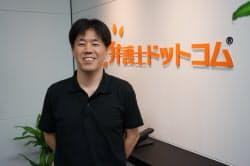 弁護士ドットコム・トピックス編集長の亀松太郎さん