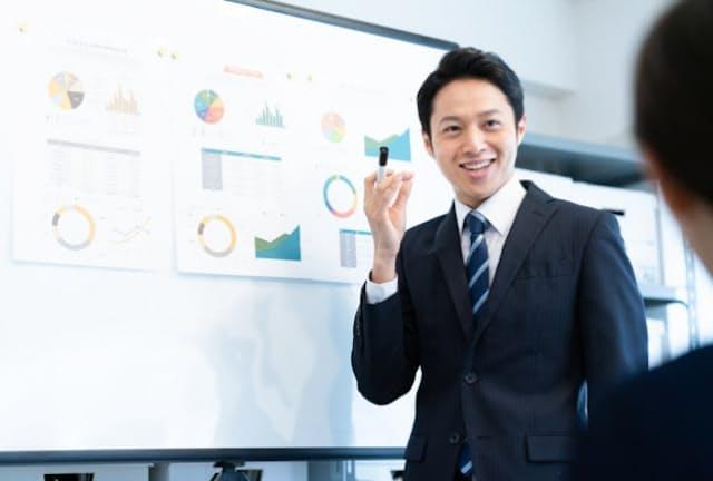 理想のリーダーは「勝ちきる、学び続ける、前向き」の資質を兼ね備える(写真はイメージ) =PIXTA