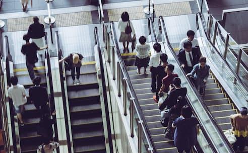現制度下の45歳定年は会社にとってはいちばん得になる(写真はイメージ)