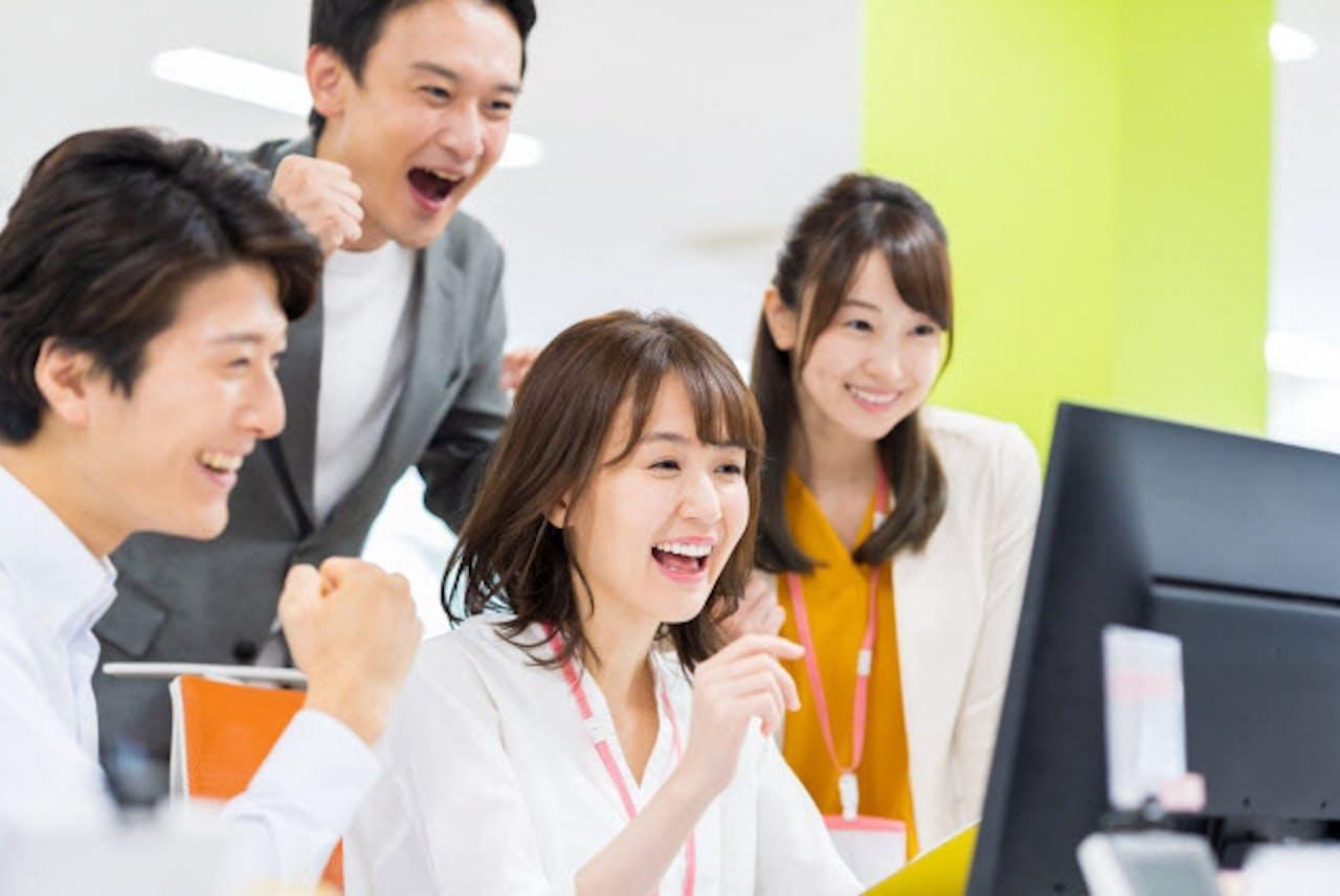 仕事で高揚した瞬間を書き出すと、キャリア選びのヒントが得られる(写真はイメージ) =PIXTA