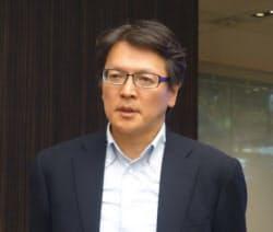 ジュニパーネットワークス セキュリティーソリューションズ統括部長の森本昌夫氏