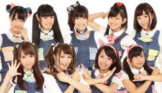 お掃除ユニットCLEAR'S。メジャーデビューシングル『ビ・ビ・ビ・ビューティー!!!』を2014年9月10日に発売
