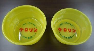 左が関東版、右が関西版。関西版が一回り小さい。持ちやすさや節約が理由とか。背景には関東と関西の風呂文化の違いもある