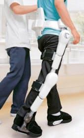 歩行の機能回復を支援する「HAL」は、出資先のサイバーダインが開発した