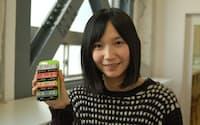 「鉄子」ネタで大ブレークしたユーチューブ芸人の鈴川絢子
