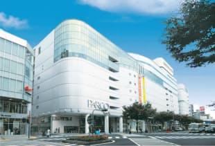 図1 パルコで最大の売り上げを誇る名古屋パルコ