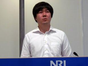 NRIセキュアテクノロジーズ コンサルティング事業本部テクニカルコンサルティング部の寺村亮一氏