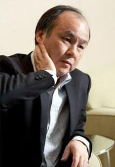 ソフトバンクグループの孫正義社長(写真:的野弘路)