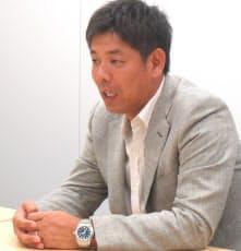 「日本の野球の心を伝えたい」という清水さん