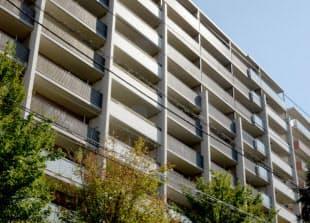 図1 杭工事のデータ改ざんが明らかになった横浜市のマンション