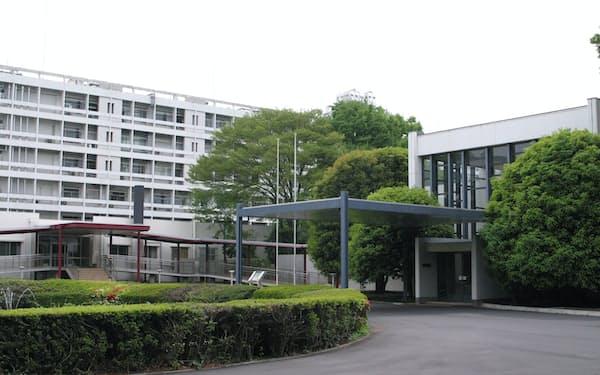 写真にある理化学研究所は埼玉県和光市が本拠地だが、AIPセンターは東京都内に置く予定(写真:理化学研究所)
