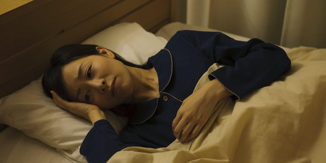 症 突然 治る 不眠