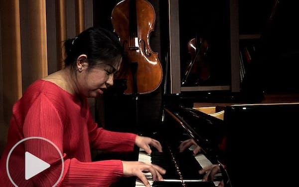 清家 ピアニスト