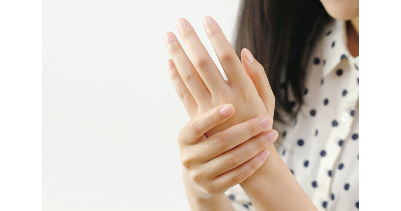 する こうして 手 腕 浮き出る 血管 に は 改善