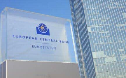 欧州中央銀行本部(筆者撮影)
