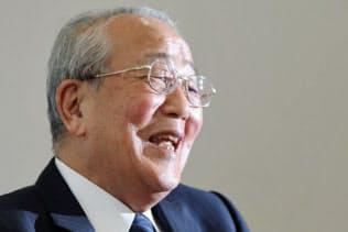 稲盛和夫・京セラ名誉会長
