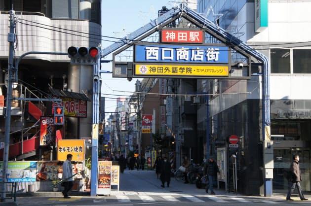 神田に「1丁目のない町」 住所表記のミステリー|NIKKEI STYLE