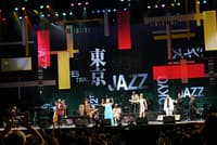 大物の来日も相次ぐ東京ジャズフェスティバル(2013年9月) 提供:東京JAZZ事務局