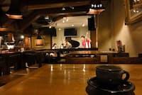 ジャズとコーヒーが絶妙なハーモニーを奏でる学芸大学駅前の珈琲美学(東京・目黒)