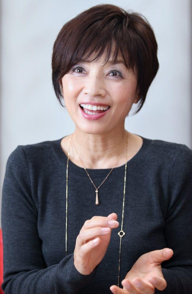 榊原郁恵さん 家事完璧の母がつかんだ夫の胃袋|NIKKEI STYLE