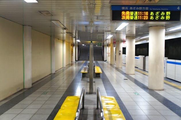 横浜 市営 地下鉄 関内 駅