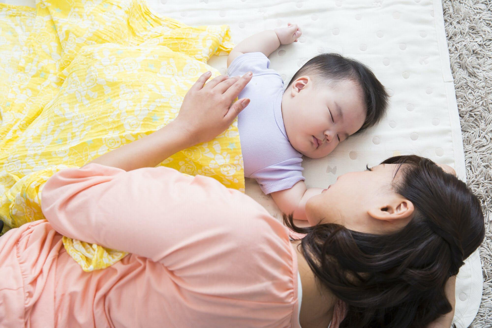 予防 接種 後 よく 寝る