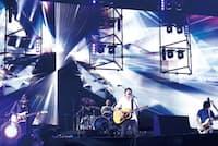Mr.Childrenはアリーナ&スタジアムツアーで112万人を動員(写真:石渡憲一)
