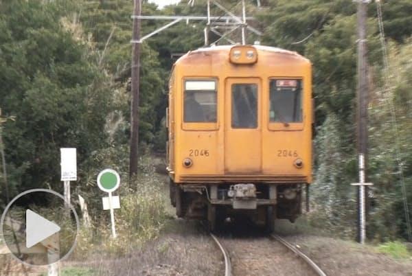 【映像】ぶらりトレンド探検 煎餅も駅名も売ります銚子電鉄