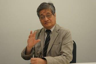 早稲田大学大学院経営管理研究科長予定者の根来龍之氏