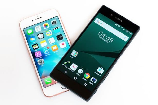 7149e96565 最新スマホを購入するとき、AndroidならソニーのXperiaシリーズ、iOSならiPhoneが気になる人は多いだろう。いずれも人気モデルだが、どちらの実力が上回っているのだろ  ...