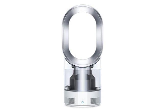 ダイソンが2015年11月に発売した最新モデル「Dyson Hygienic Mist MF01」(実勢価格5万1960円)