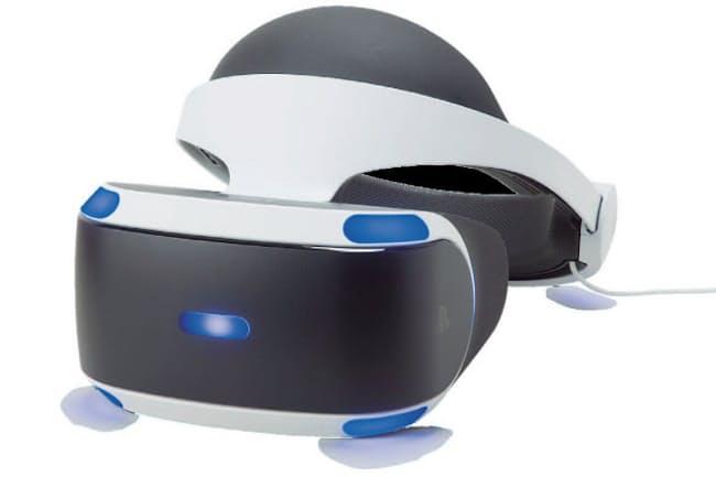 PlayStation VR ソニー・コンピュータエンタテインメント 2016年上半期発売予定、価格未定
