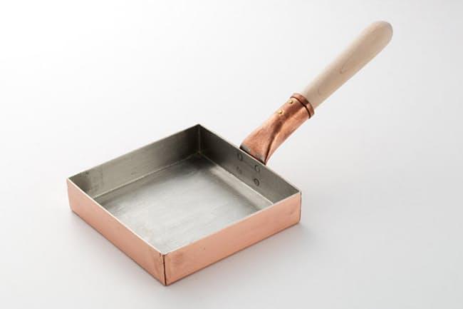 照姫 銅製卵焼き器(関東型)5390円(税込み)