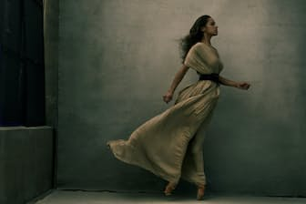 Misty Copeland, New York City, 2015 (C)Annie Leibovitz. From WOMEN: New Portraits, Exclusive Commissioning Partner UBS