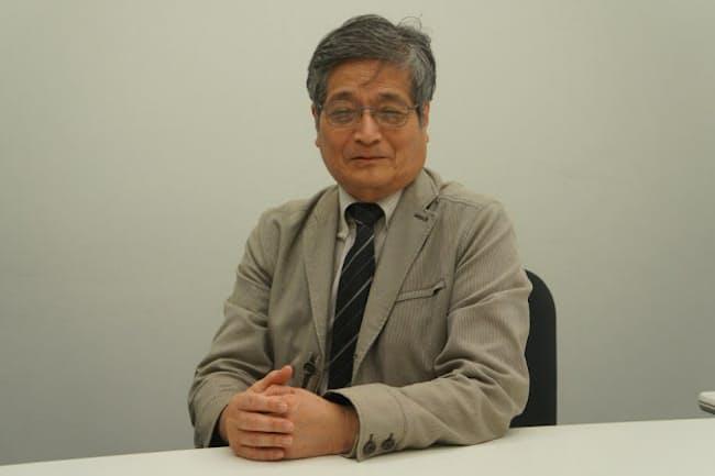 早稲田大学大学院 経営管理研究科長予定者の根来 龍之氏