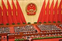 北京の人民大会堂