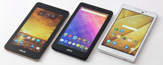 73a89ccd15 価格を抑えるなら1万円台の7型Androidタブレットがおすすめ。片手で持ちながら使えるので、移動中にも活用しやすい