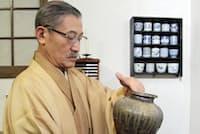 なかじま・せいのすけ 1938年東京生まれ。古美術鑑定家。戸栗美術館理事。94年放送開始の「開運!なんでも鑑定団」(テレビ東京系)で東洋古陶磁器の魅力を分かりやすく伝える。著書に「ニセモノ師たち」「やきもの百科」「天下の茶道具・中島の眼」「真贋のカチマケ」など多数。(写真、三浦秀行)