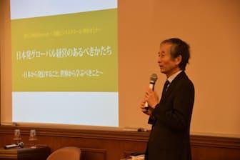 内田和成・早稲田大学ビジネススクール教授