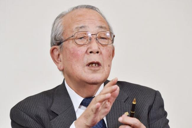 稲盛和夫 京セラ名誉会長