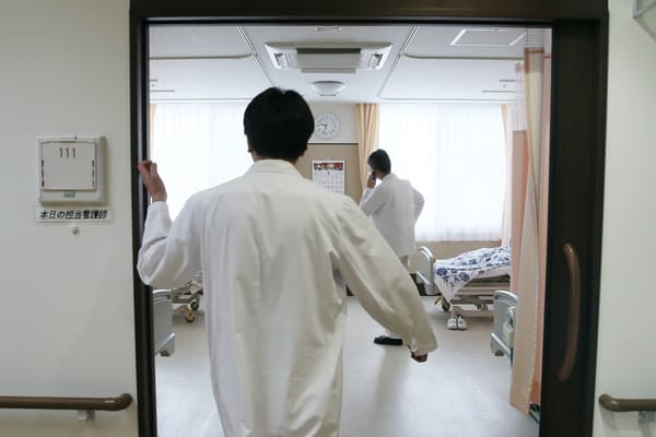 病室の巡回