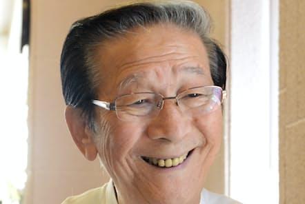 小松政夫 日本喜劇人協会会長