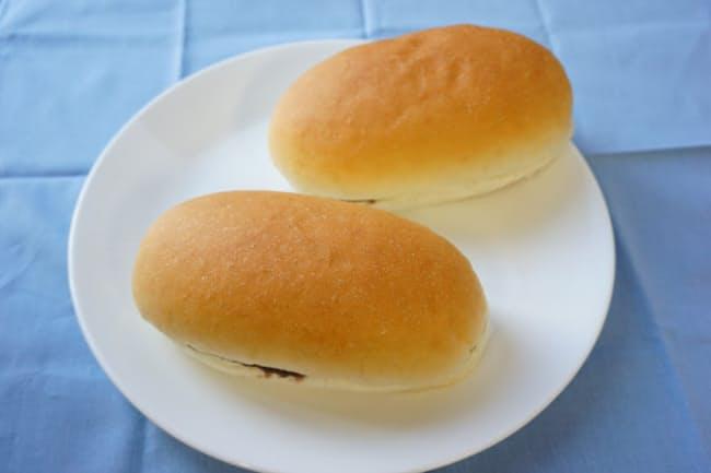2013年に亀有にオープンした吉田パンの「あんマーガリン」(190円)。この味を求めて、連日多くの人が訪れる