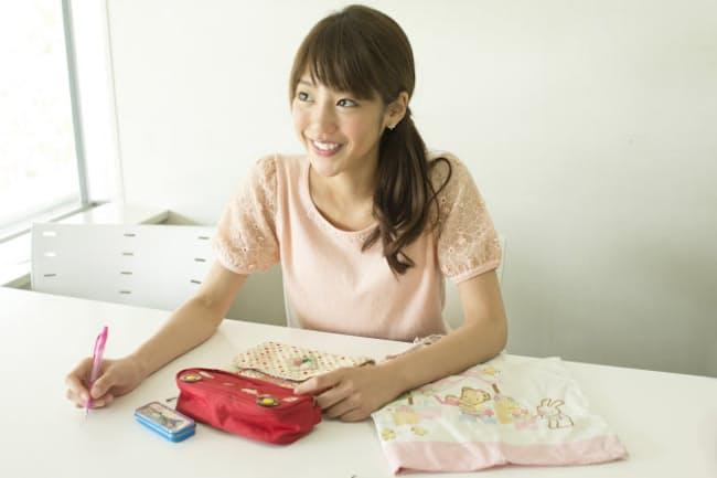『めざましテレビ』(フジテレビ)などでもスポーツやお天気キャスターを務める岡副麻希さん